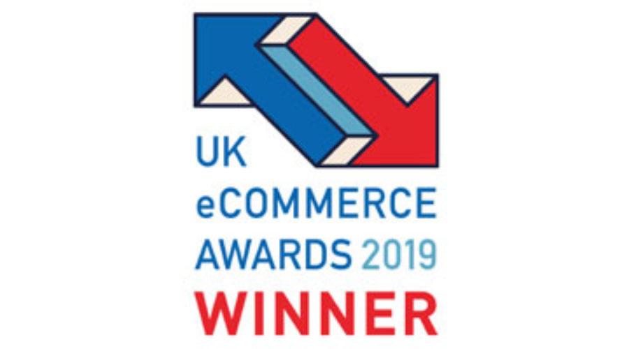 We're UK eCommerce winners!